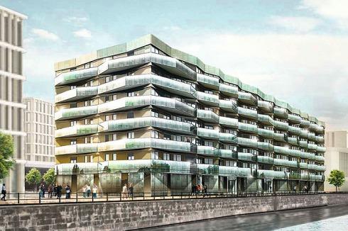 Bauwelt europacity berlin - Architekturburos in berlin ...