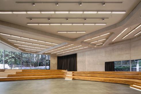 Architekten Friedrichshafen bauwelt zeppelin universität in friedrichshafen