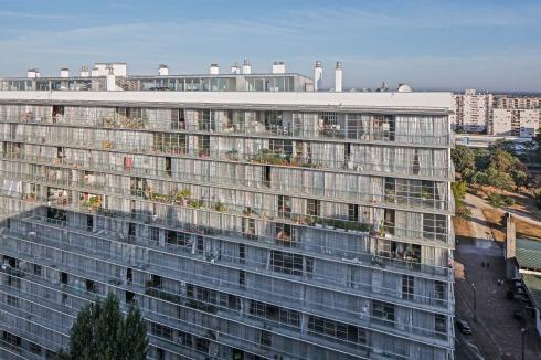 Bauwelt Die Cite Du Grand Parc In Bordeaux