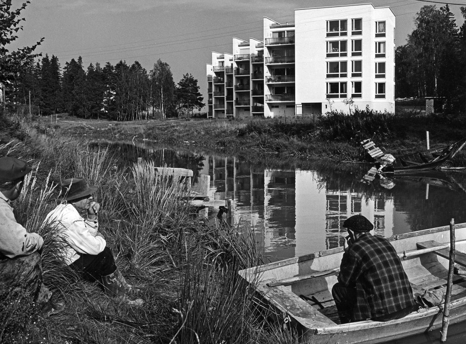 Architektur 60er