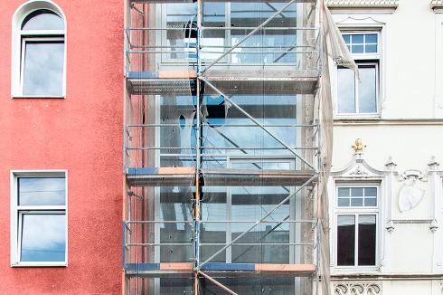 Architekt Köln bauwelt baulücke hüttenstraße in köln