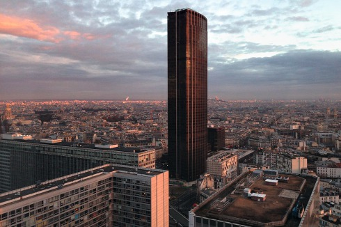bauwelt wettbewerb tour montparnasse. Black Bedroom Furniture Sets. Home Design Ideas