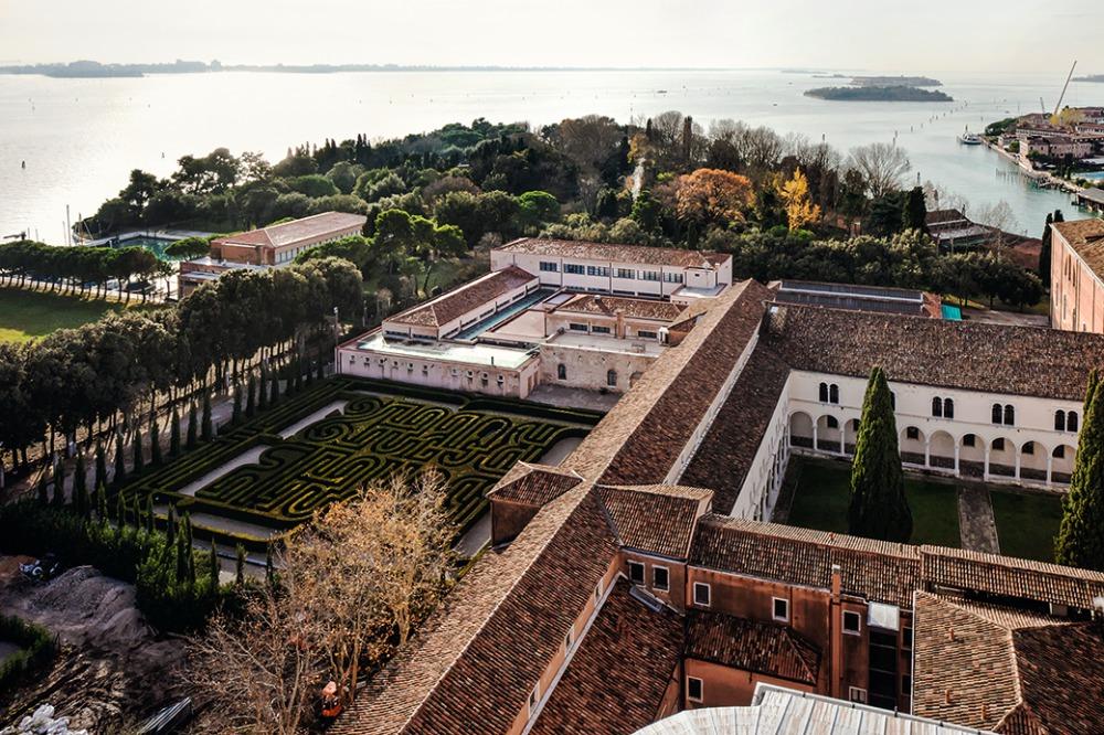 Bauwelt Der Vatikan In Venedig