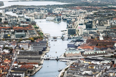 Bauwelt Blox In Kopenhagen