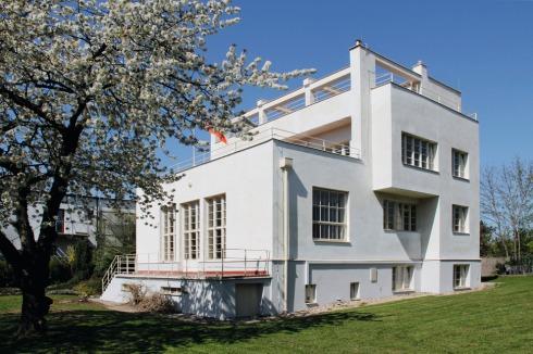 Bauwelt Die Kleine Schwester Der Villa Muller