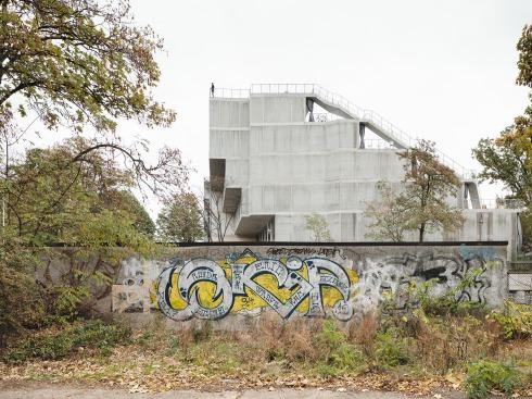 Bauwelt Terrassenhaus Berlin