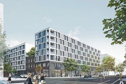 Bauwelt investorenstadt statt b rgerstadt - 2 bs architekten ...