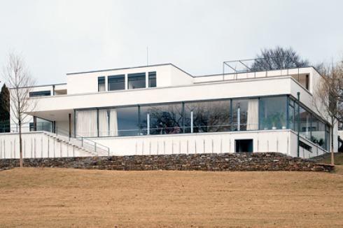 Bauwelt Die Restaurierung Der Villa Tugendhat