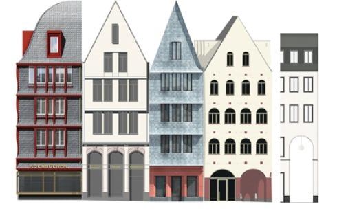 Architekturbüros Frankfurt bauwelt imitate und plagiate