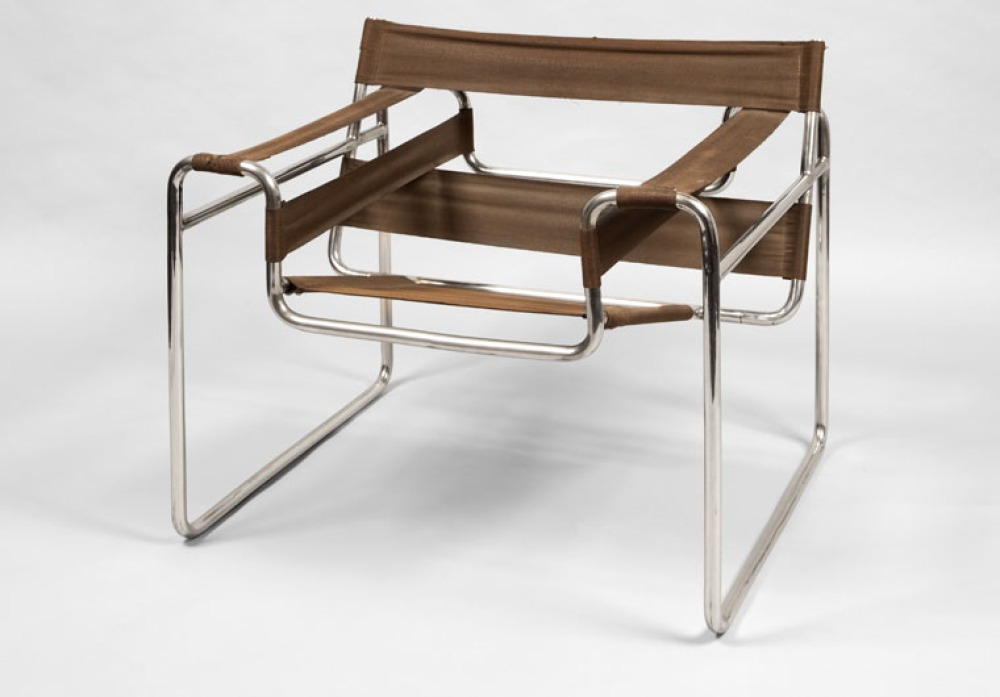 Bauwelt marcel breuer for Bauhaus mobel klassiker