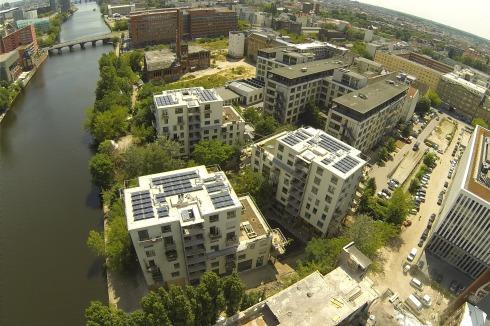 Bauwelt Genossenschaft Spreefeld In Berlin