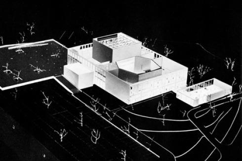 Bauwelt Haus Der Berliner Festspiele