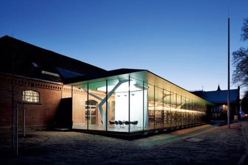 Münster Architekten bauwelt bibliothek in münster