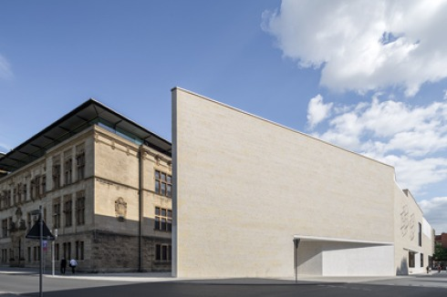Bauwelt Lwl Museum Fur Kunst Und Kultur