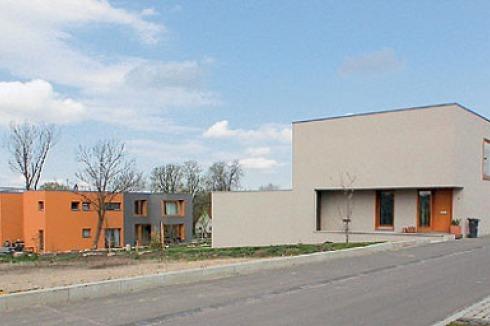 Architekten Weimar bauwelt neues bauen am horn häuser aff architekten bernd rudolf