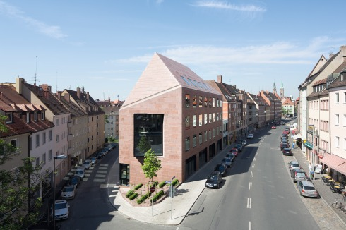 Architekten Nürnberg bauwelt sebald kontore in nürnberg