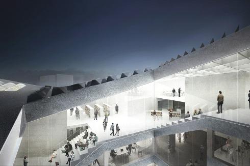 Architekt Wolfsburg bauwelt wolfsburg wagt neue wege
