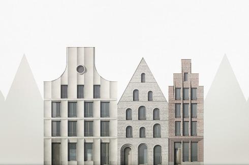Architekt Lübeck bauwelt so wird es nicht gehen