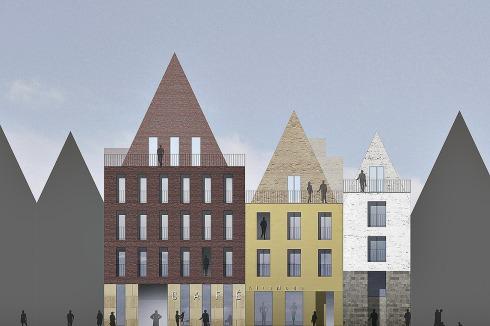 Gründerviertel Lübeck bauwelt so wird es nicht gehen