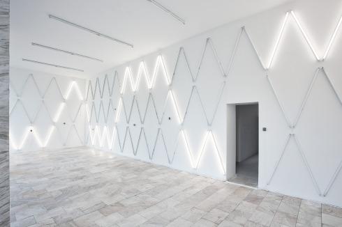 bauwelt licht an licht aus. Black Bedroom Furniture Sets. Home Design Ideas