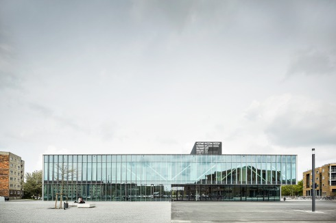 Bauwelt wettbewerbe wettbewerbe wettbewerbe - Mgf architekten ...