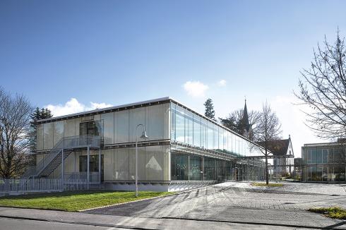 Architekten Konstanz bauwelt grund und hauptschule in steißlingen