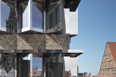 Architekten Ulm bauwelt sparkasse in ulm