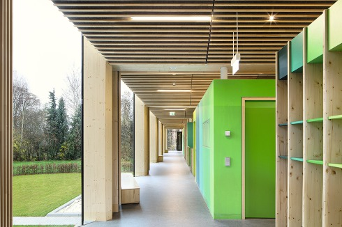 Architekt Marburg bauwelt - +e kita in marburg
