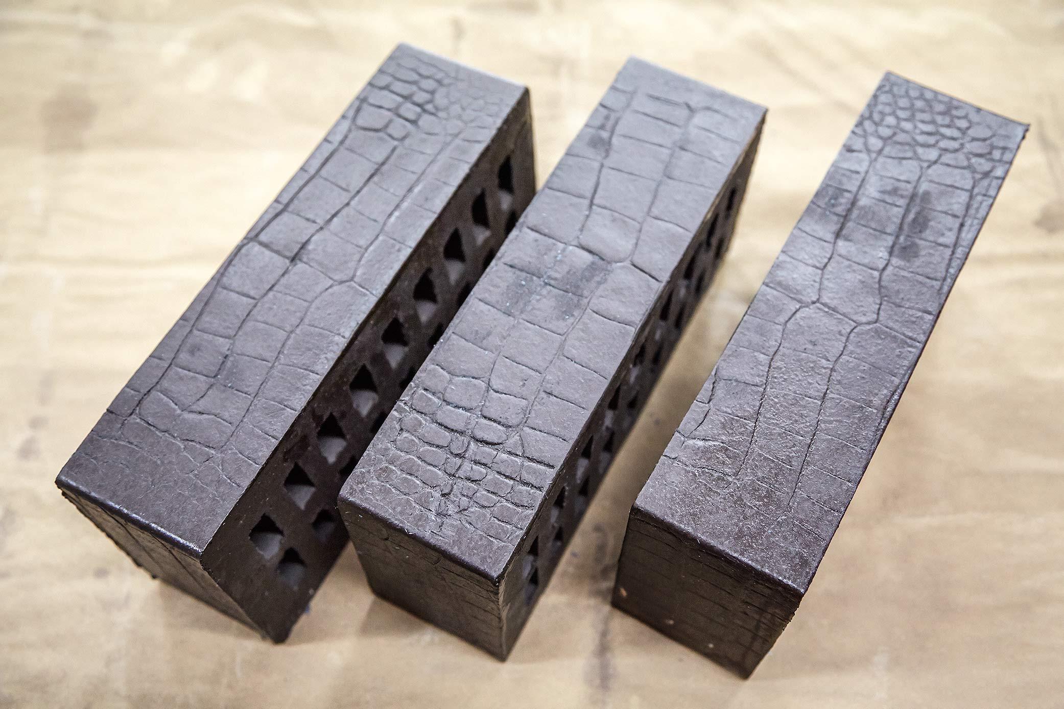 Special 02 brick 2.0 :: making of: kroko klinker ...